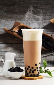 thiết kế trà sữa