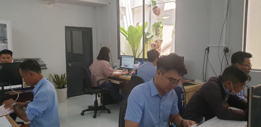 Văn Phòng Công Ty Kim Trọng Phát